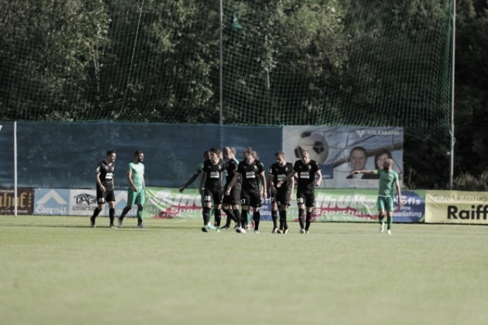 El Eibar se impone por 3-1 ante el Alanyaspor turco en Austria