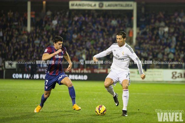 Malos recuerdos de la visita del Real Madrid