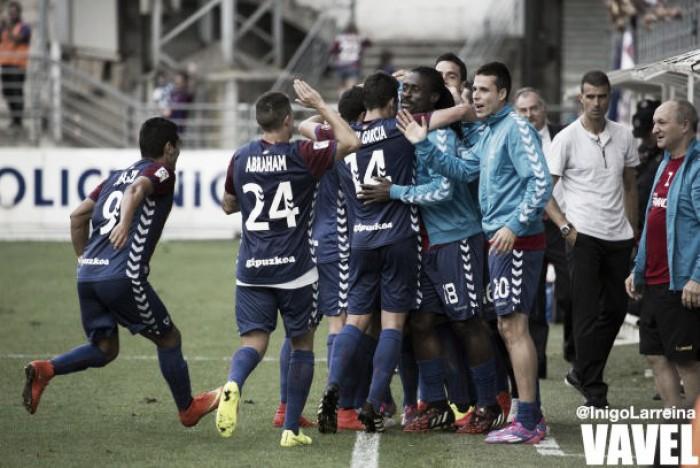 Eibar - Osasuna: predecentes entre ambos equipos