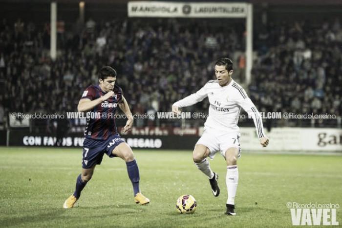 Ojeando al rival: un Madrid que alterna su rendimiento