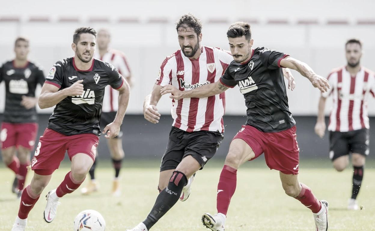 Previa Athletic Club - SD Eibar: Derbi Vasco con distintos objetivos
