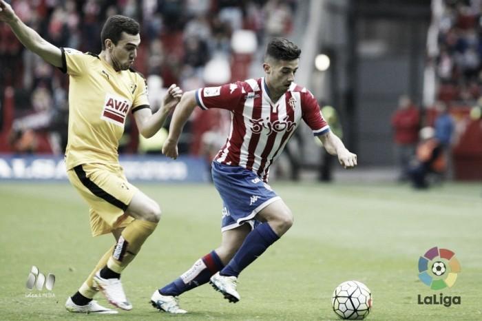 El Eibar se enfrentará al Sporting en Copa del Rey