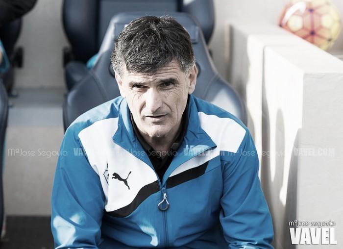 """Mendilibar: """"Quiero un Eibar quefinalice las jugadas, que centre"""""""