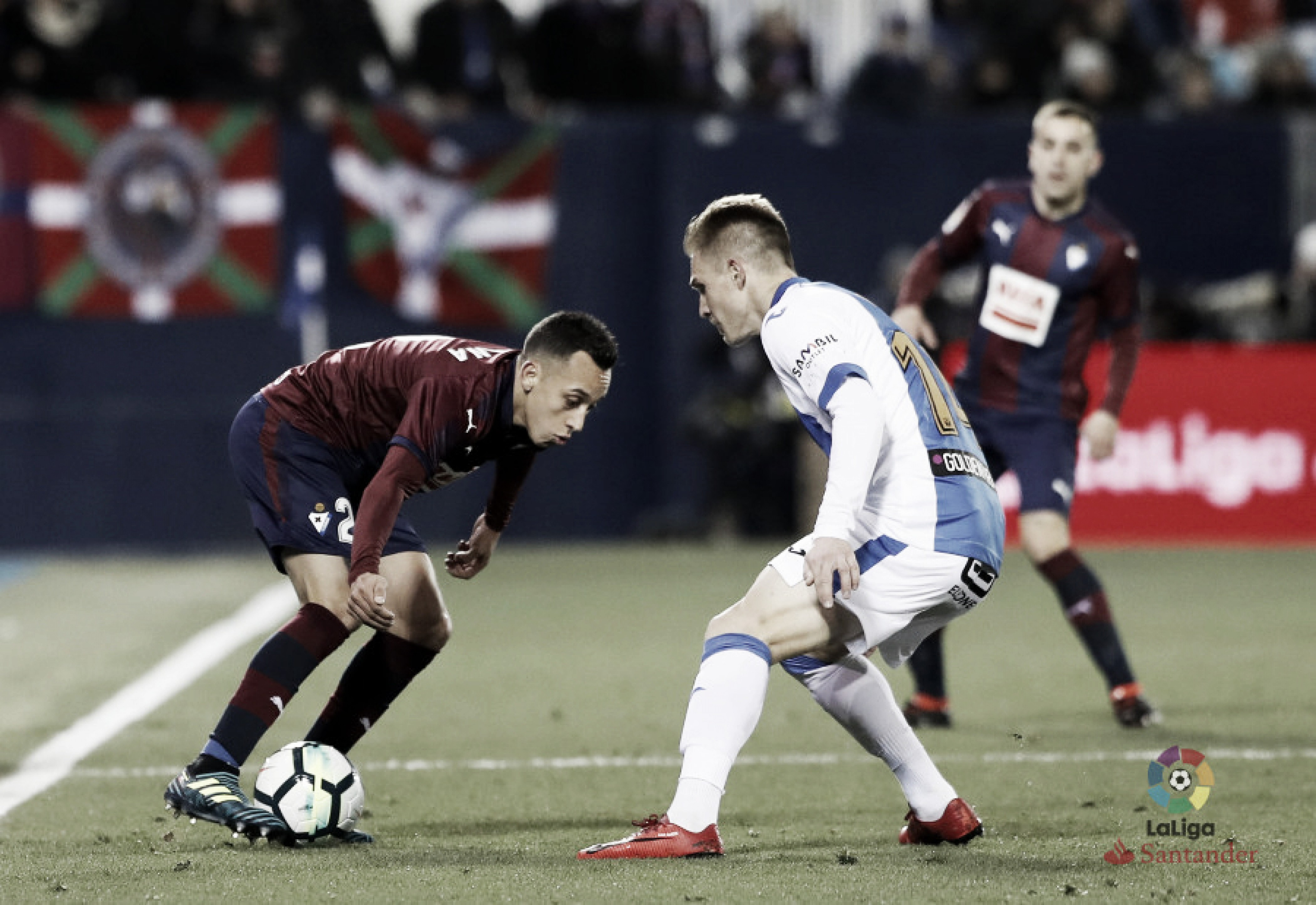 Resumen SD Eibar 1-0 CD Leganés en LaLiga 2018
