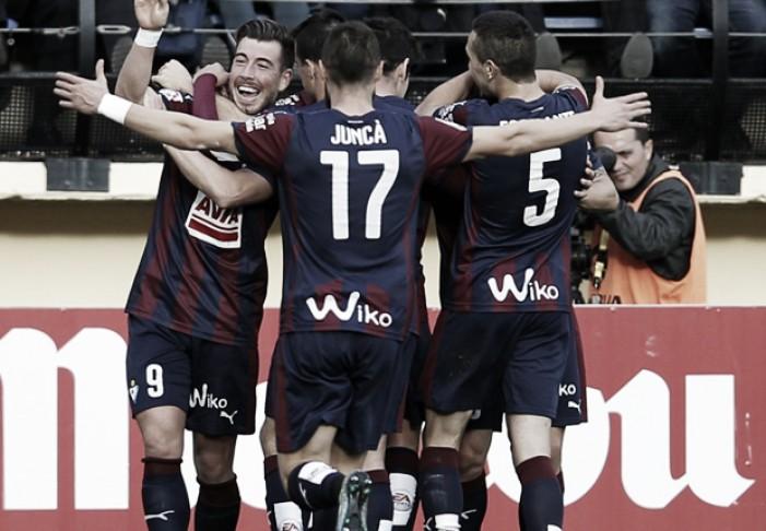 El Eibar se apunta al fútbol por la mañana