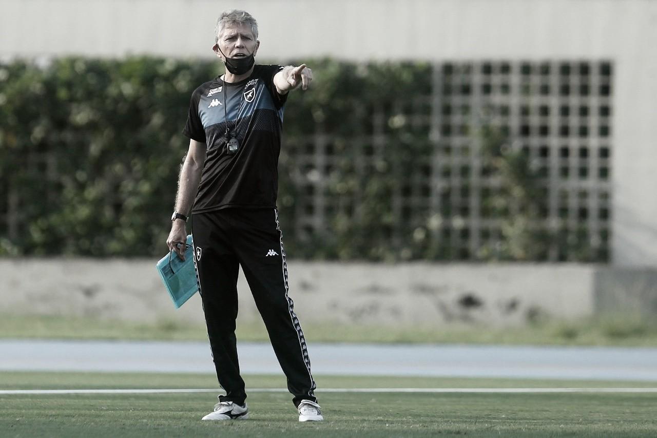 Autuori cita diferença no entrosamento de Botafogo e Santos após empate sem gols