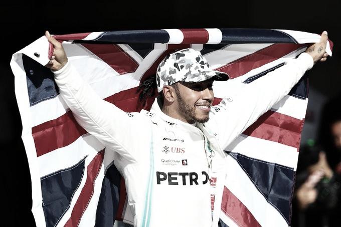 Hamilton es campeón, con Bottas ganando en Austin