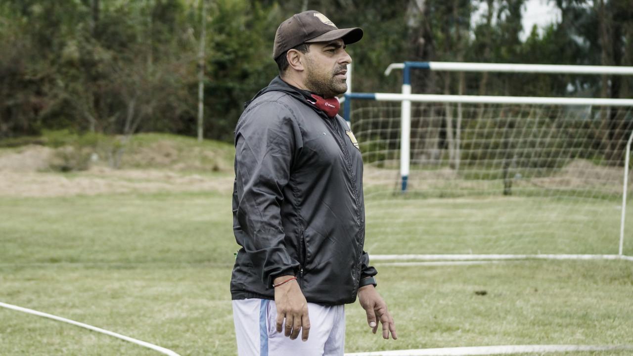 """Francesco Stifano: """"Estoy dolido pero a la vez satisfecho porque sé que las cosas van a mejorar"""""""