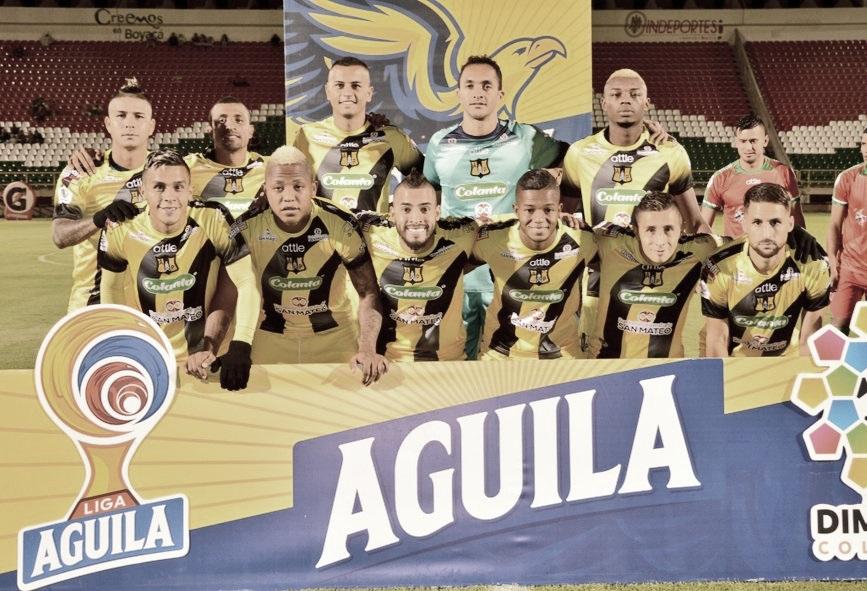 Convocados y novedades de Alianza Petrolera para enfrentar al Deportivo Cali