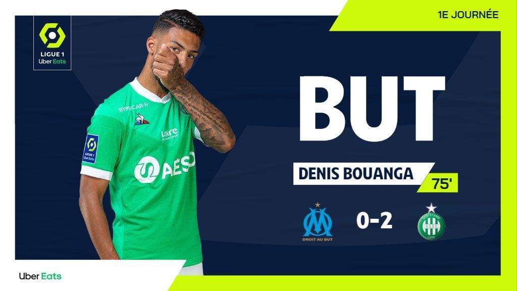 Il Saint Etienne è davvero super e batte 2-0 il Marsiglia