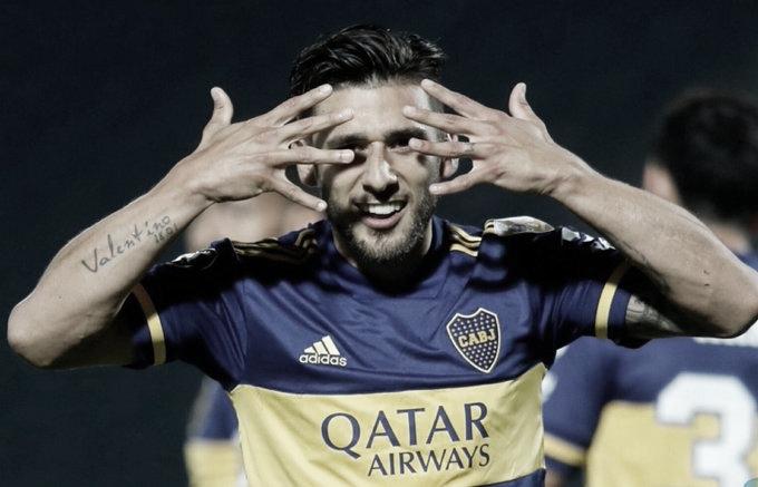 Boca ganó en Paraguay y es puntero