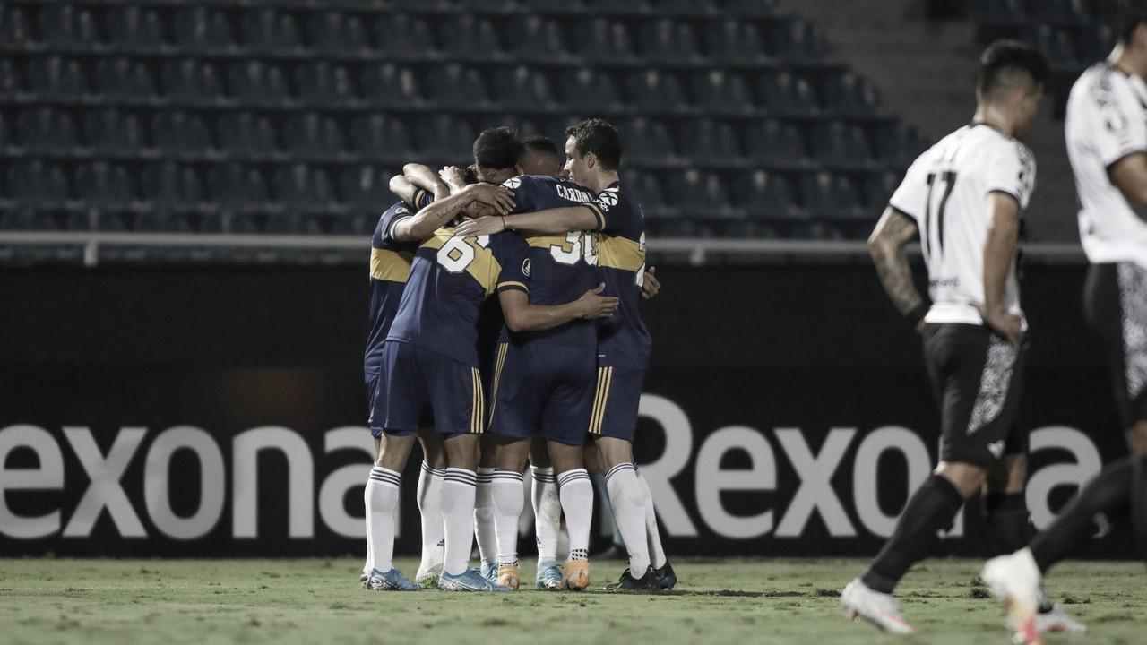 Previa Boca - Libertad: Por la clasificación a octavos de final