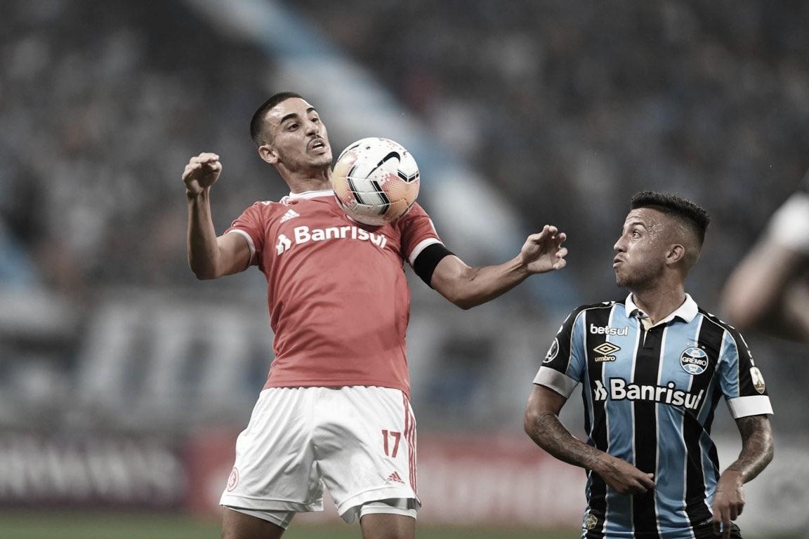 Grêmio e Internacional se enfrentam pela sexta vez no ano