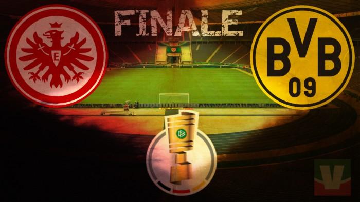 Dfb Pokal, la finale - Eintracht Francoforte e Dortmund, tra sogni e obiettivi