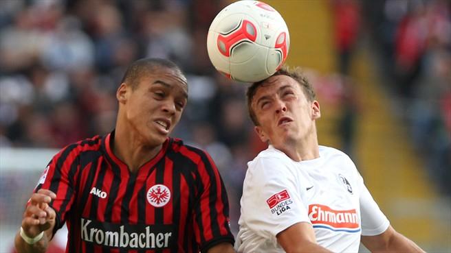 El Eintracht de Frankfurt sigue intratable a pesar de algunas dudas