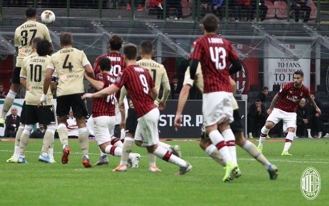 Milan, Pioli deve rinunciare a Suso contro la Lazio
