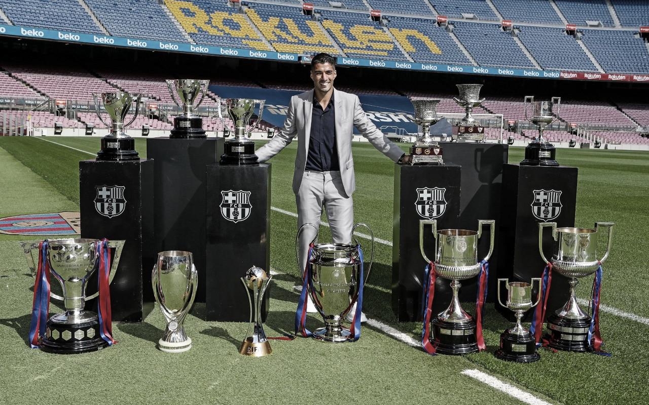 """Luis Suárez: """"Se termina una etapa de la que tengo que estar muy orgulloso"""""""