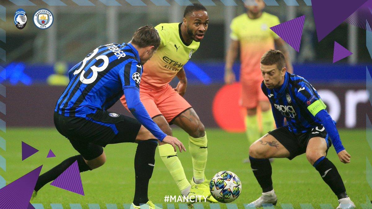 Una grande Atalanta ferma il Manchester City 1-1 a San Siro