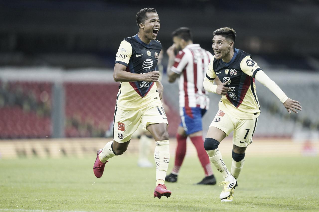 América brilla en el Clásico Nacional ante un gris Guadalajara