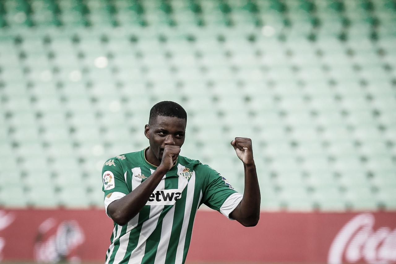 Betis vence Valladolid e mantém 100% de aproveitamento em La Liga