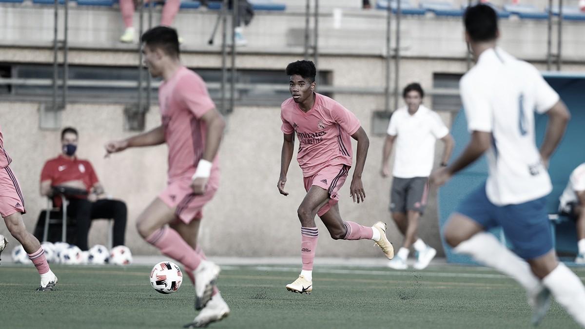 Marvin Park, la incombustibilidad hecha futbolista