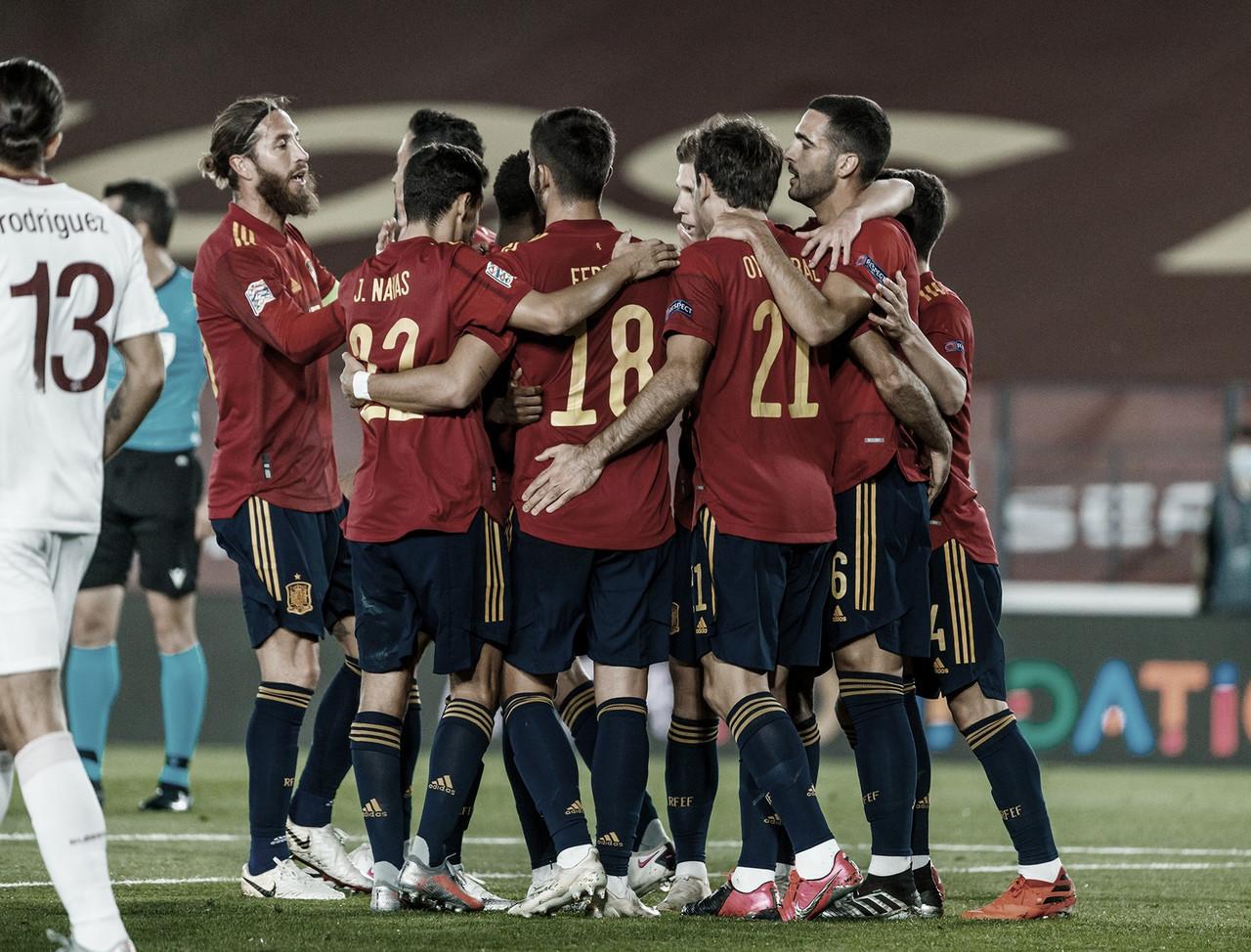 Foto: Divulgação/Seleção Espanhola
