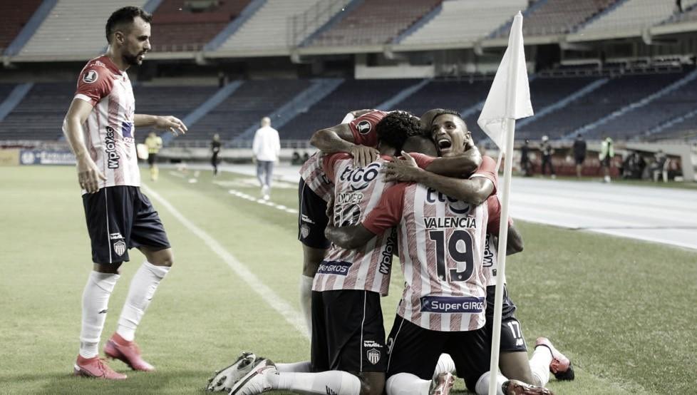Convocados en Junior para   enfrentar a Barcelona de Guayaquil