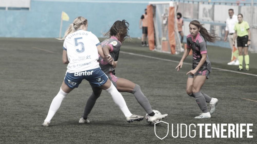 La UDG Tenerife cae en su estreno liguero (0-1)
