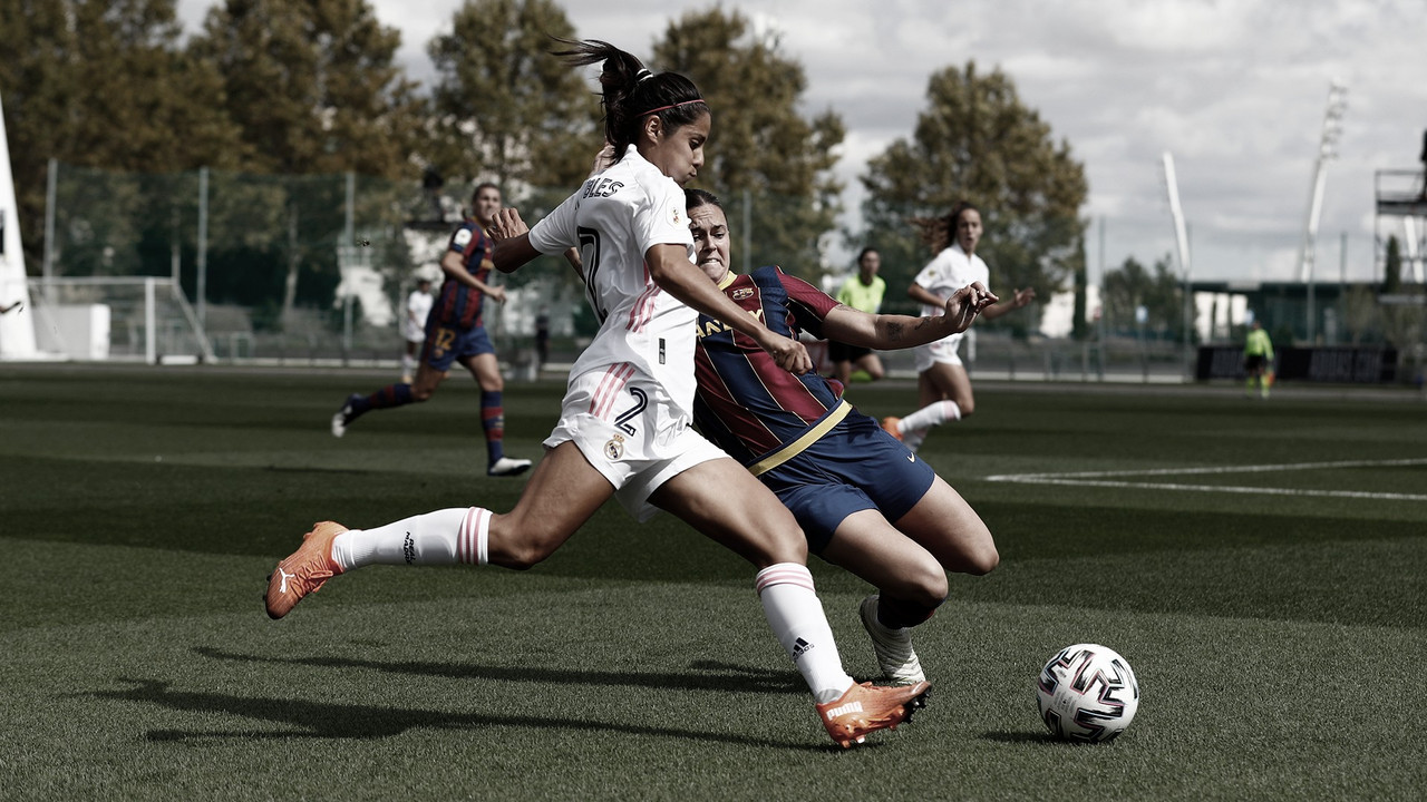 Real Madrid - Barcelona: las azulgrana se imponen en la primera cita