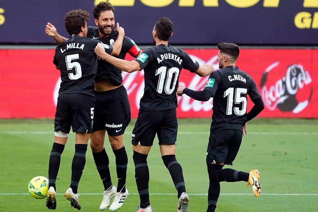 El Granada CF acumula 14 partidos consecutivos viendo puerta