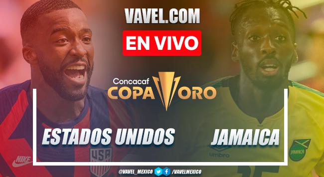 Resumen y gol: Estados Unidos 1-0 Jamaica en Cuartos de Final de Copa Oro 2021