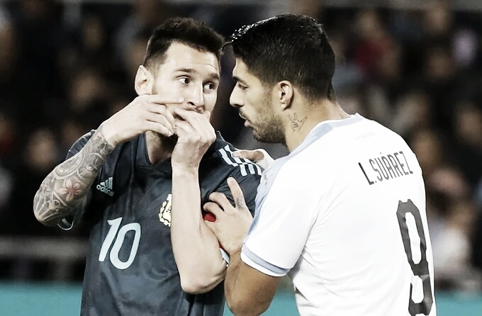 Argentina empató ante Uruguay