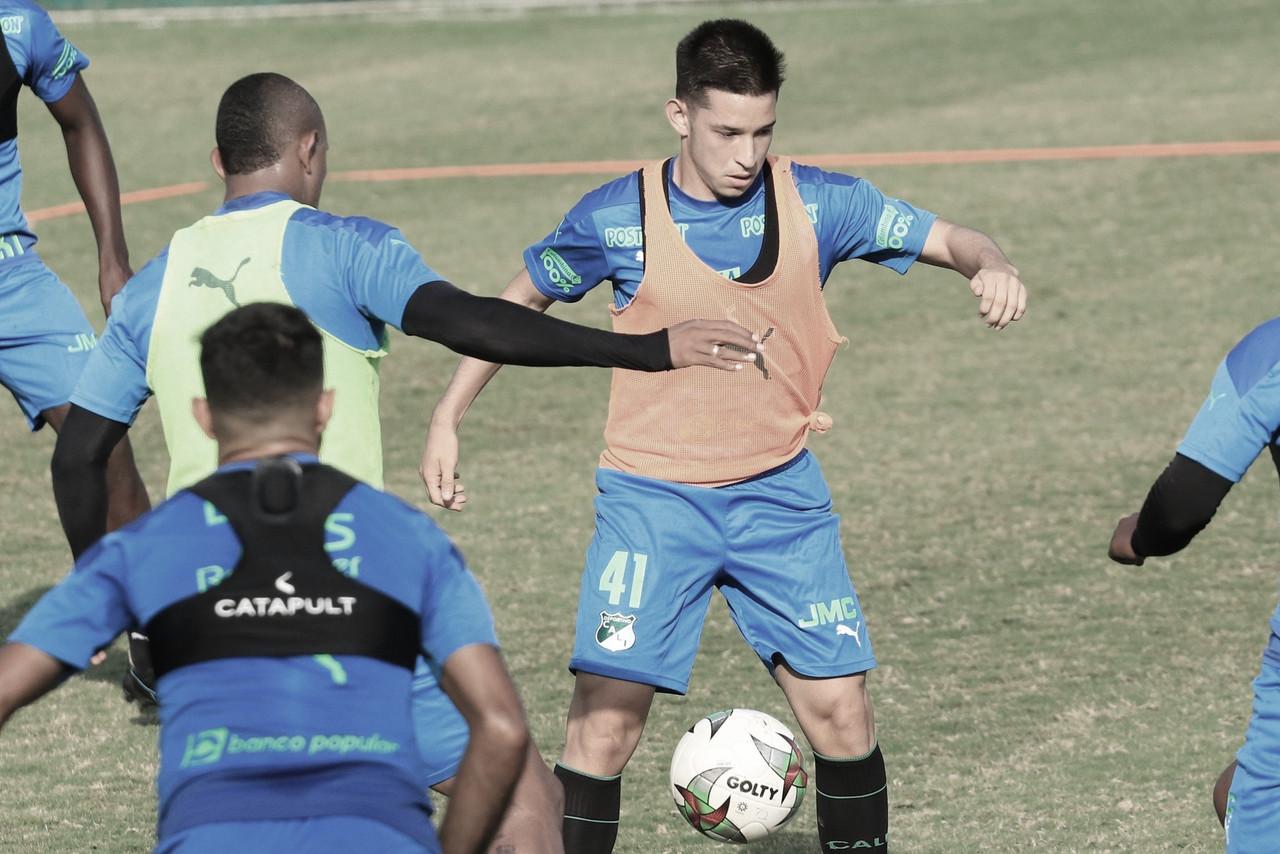 Convocados del Deportivo Cali para el partido contra Jaguares