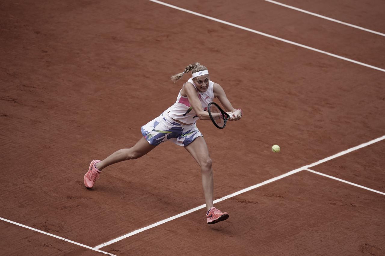 El sueño de Kvitova, cada vez más cerca