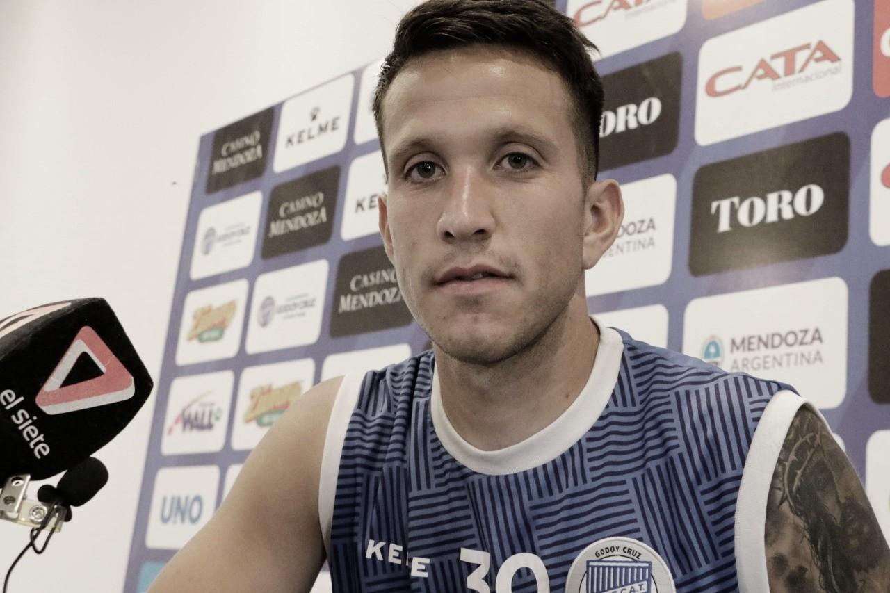 """Juan Andrada: """"Es una situación incómoda, no nos gustar vernos ahí"""""""