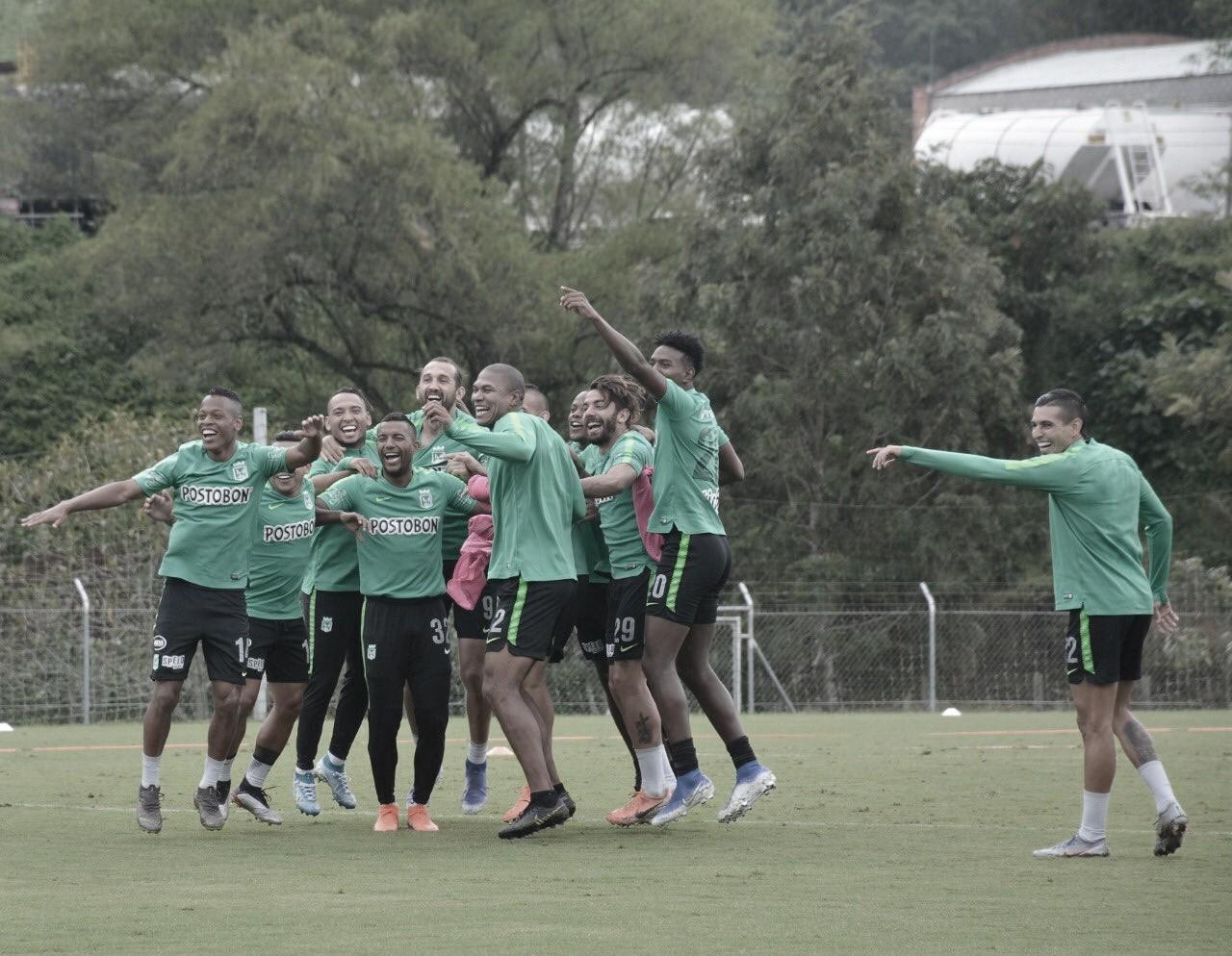 Juan Carlos Osorio definió los viajerosen Nacional para el juego ante Junior