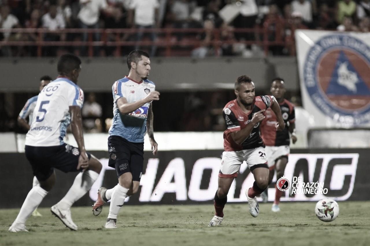 Junior venció al Cúcuta y revivió en los cuadrangulares