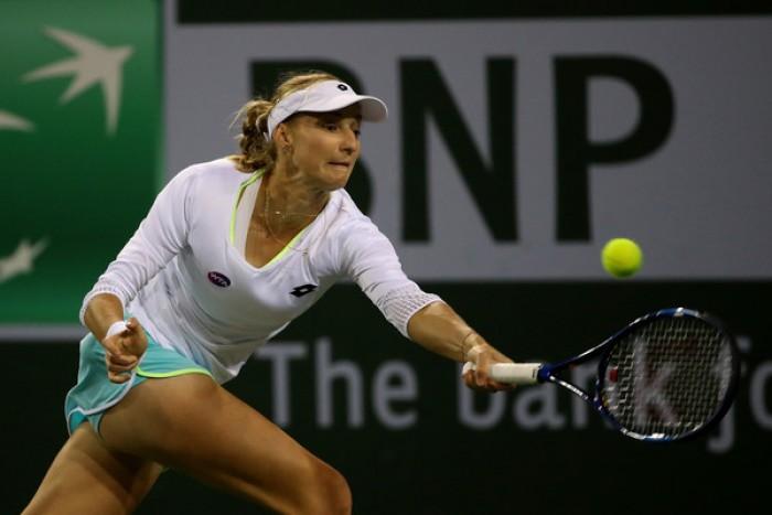 WTA - Miami, quarti di finale: Halep - Bacsinszky, derby russo tra Makarova e Kuznetsova