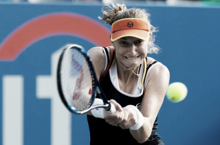 WTA Rogers Cup: Ekaterina Makarova produces improbable comeback to outclass Johanna Konta; saves two match points