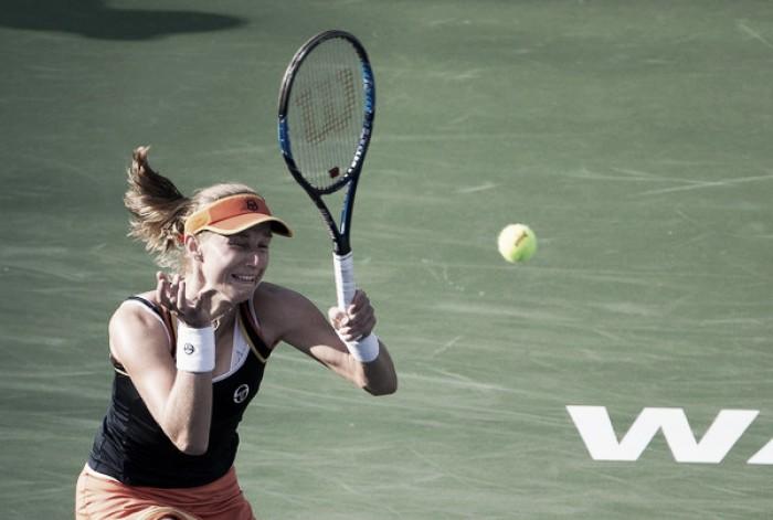 WTA Washington: Ekaterina Makarova beats Dodin and advances to first final of 2017