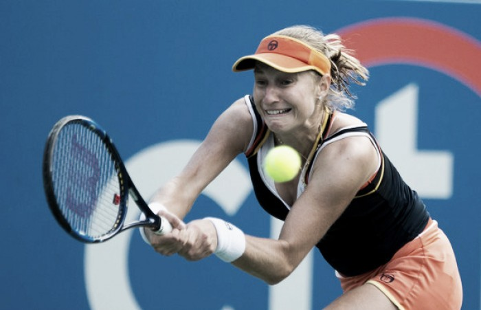 WTA Rogers Cup: Ekaterina Makarova strolls to surprise victory over Peng