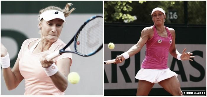WTA Rabat first round preview: Ekaterina Makarova vs Yanina Wickmayer