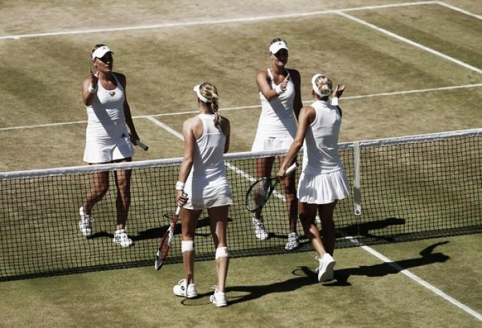 2018 Australian Open Women's Doubles Final Preview: Timea Babos/Kristina Mladenovic vs Ekaterina Makarova/Elena Vesnina