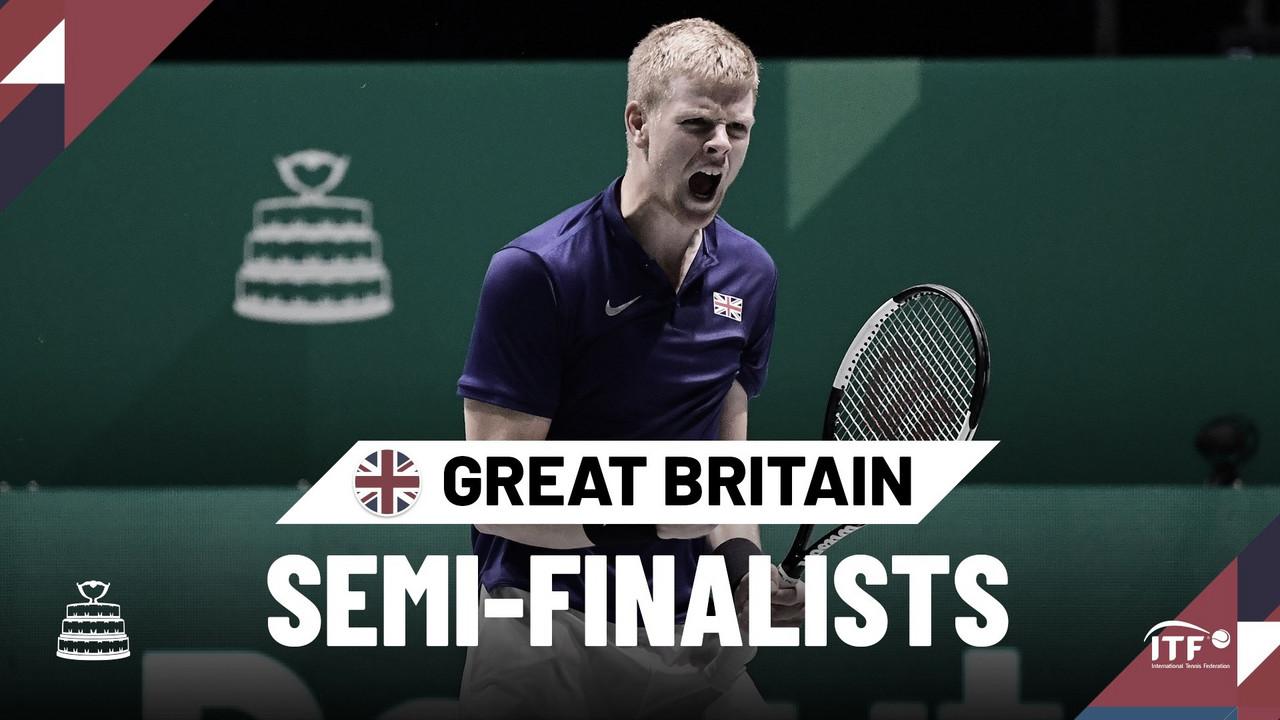 Copa Davis Alemania vs Gran Bretaña: el té inglés sigue vivo en Madrid