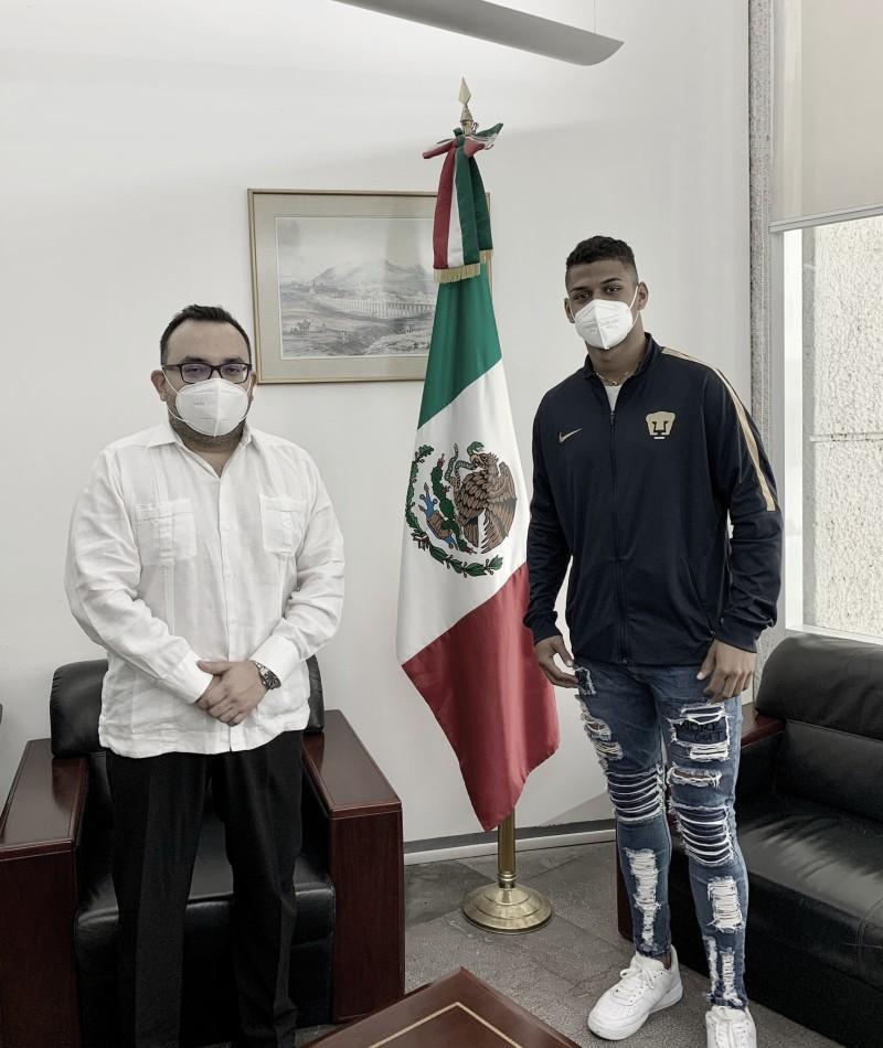 (Foto: Consulado de Mèxico en Guatemala)