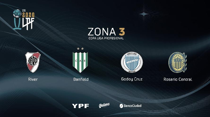 El Millonario integra el grupo con el Taladro, el Tomba y el Canalla. FOTO: LFP (Twitter)
