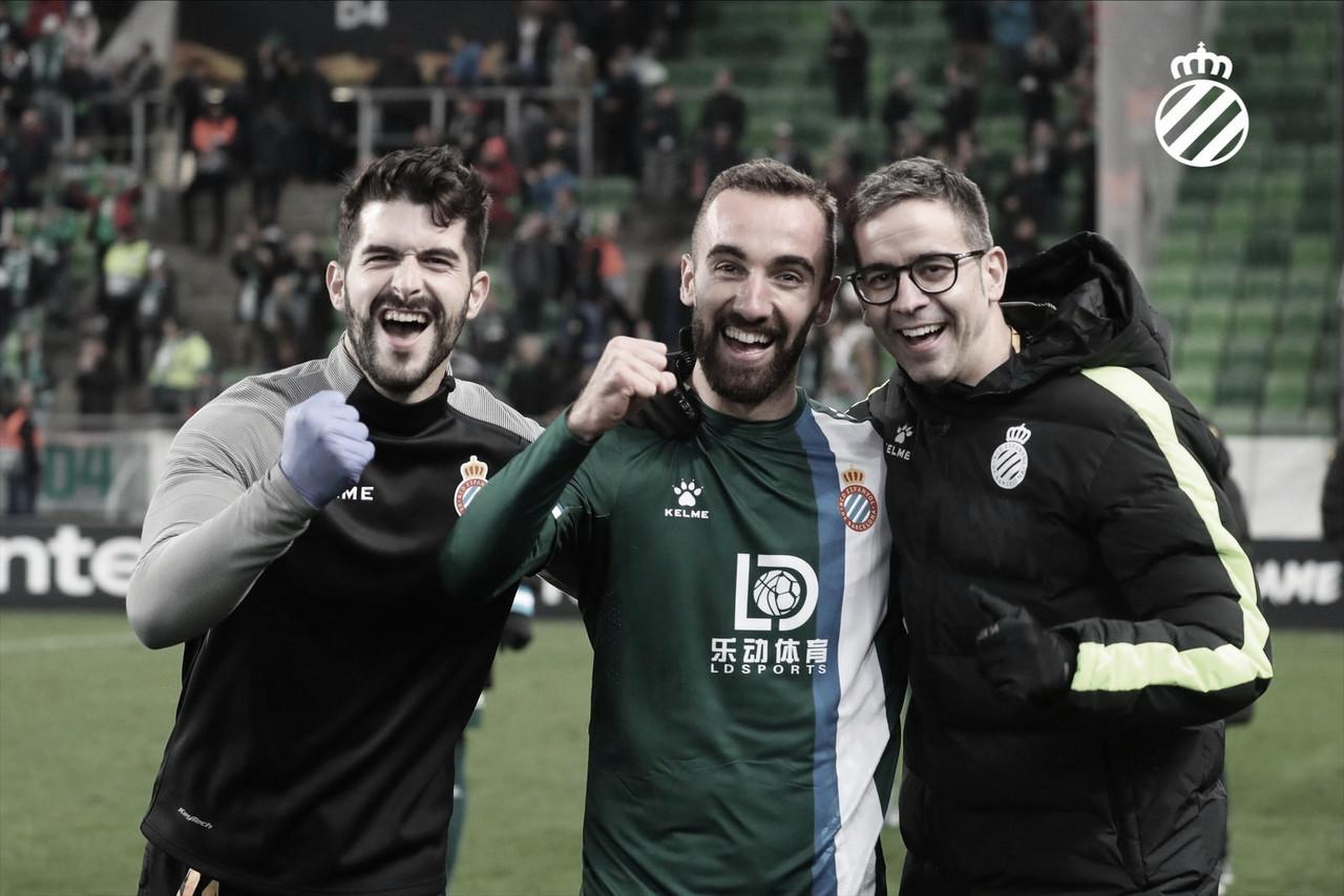 No Grupo H, Ferencváros e Ludogorets ainda brigam por vaga; Espanyol se classifica