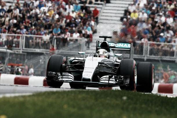 Pole Position para Hamilton em Montreal