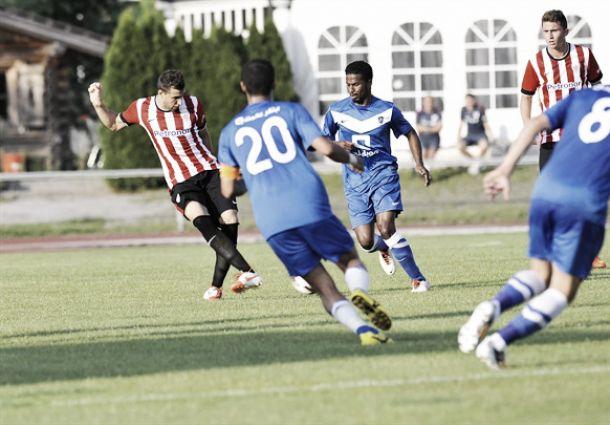 Ekiza deja el Athletic y ficha por el Eibar