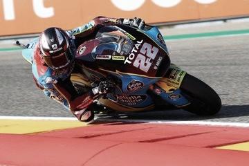 FP3 Moto2 GP Teruel: Sam Lowes imbatible